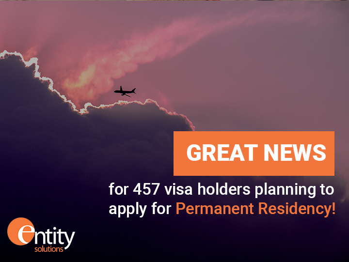 Update to Permanent Residence (PR) Pathways for 457 visa holders