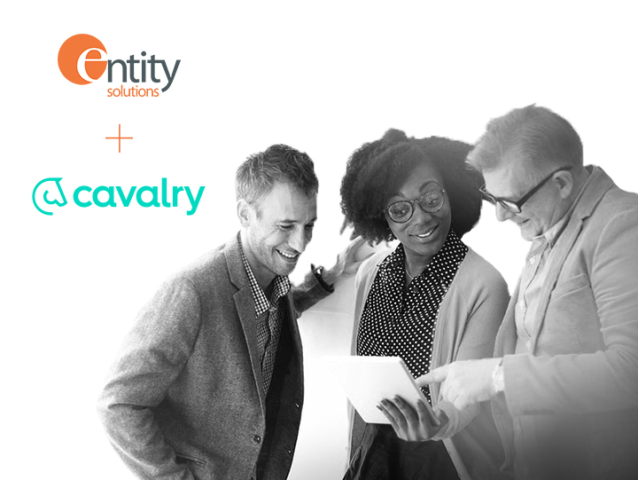 Entity Solutions & Cavalry Begin New Partnership
